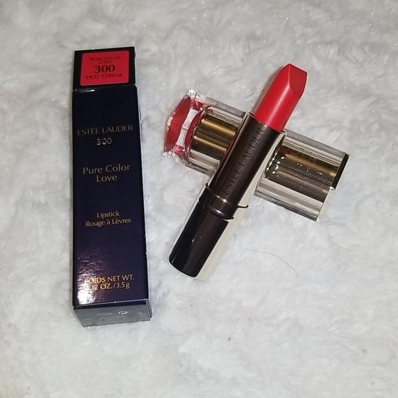 Estee Lauder Other - New! Estee Lauder Pure Color Love Lipstick